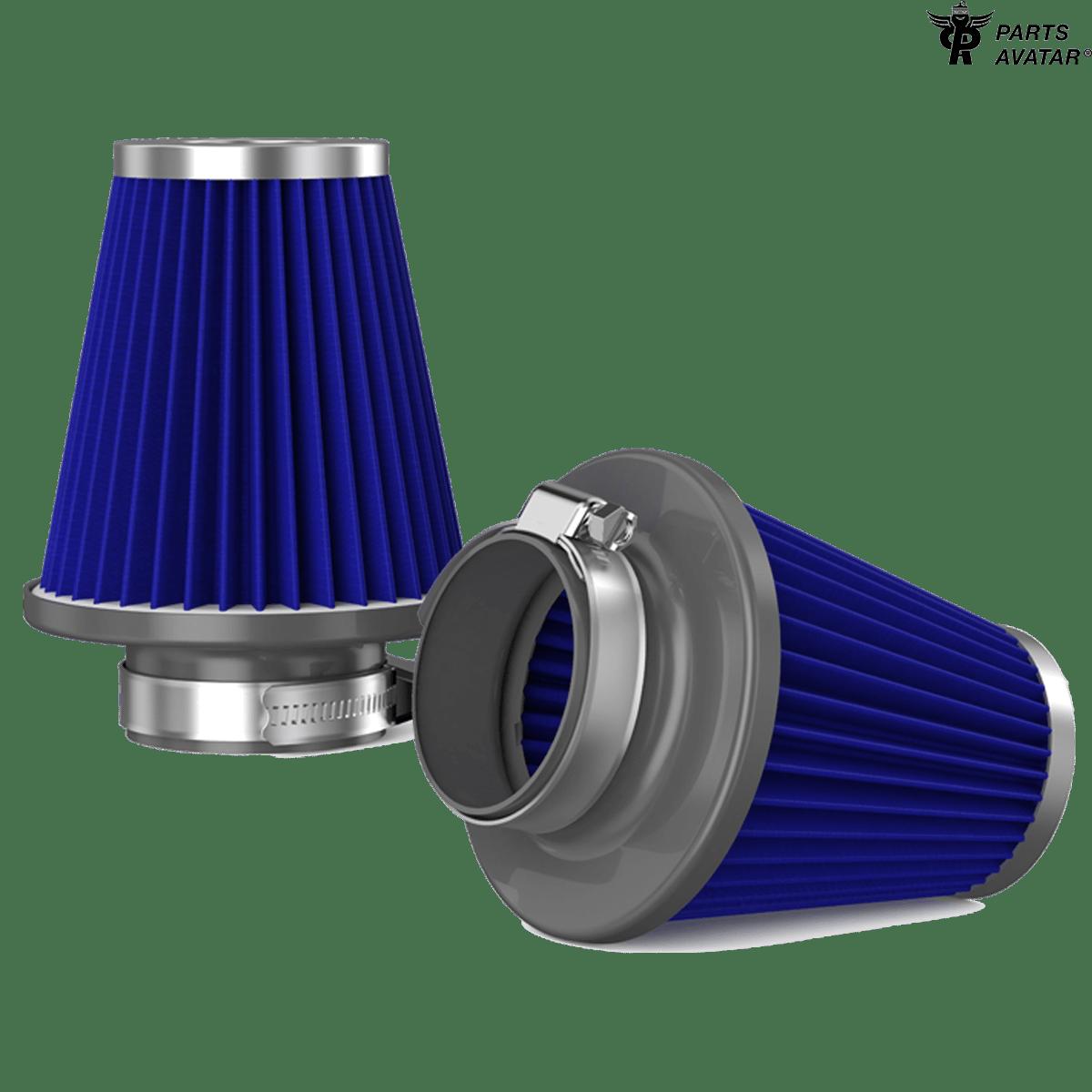 1.2. Gauze Air Filters