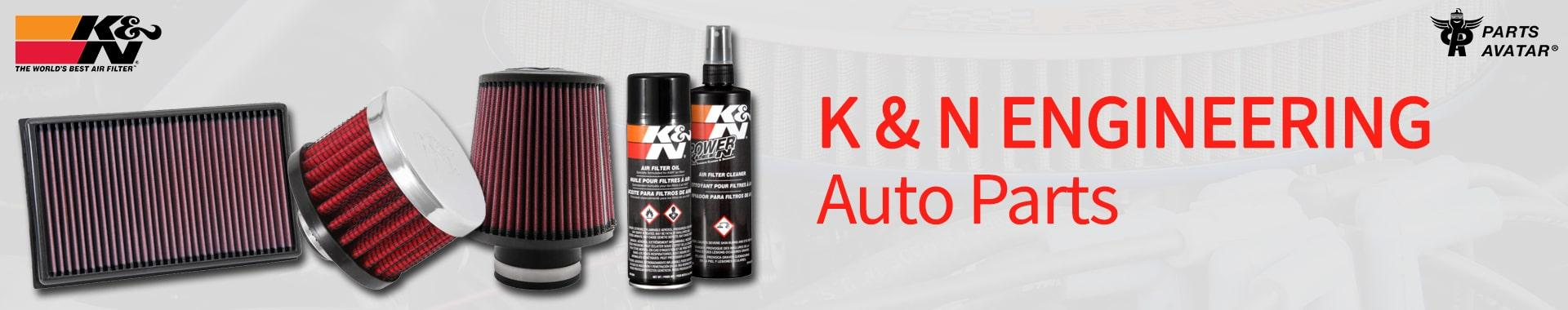 3.3. K&N Engineering Air Filters
