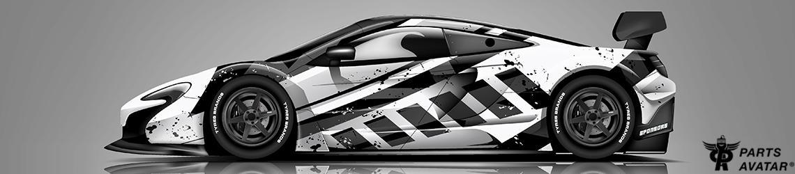 1.1 Car Wraps & Stripes