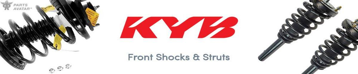 4.4  KYB Shocks Absorbers And Struts