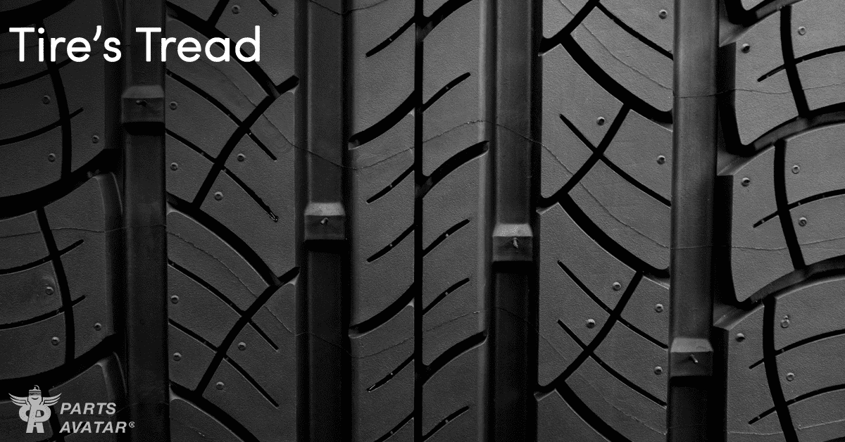 1.1. What Is Tire Tread?