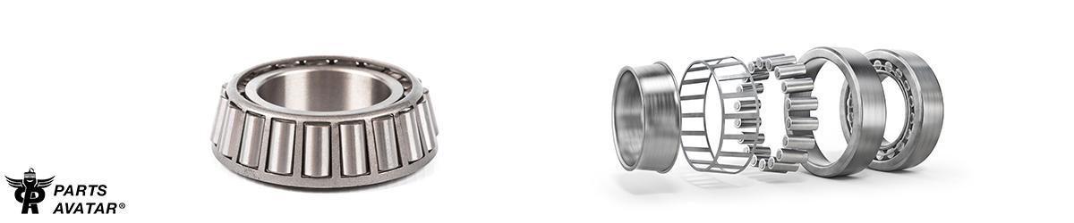 C. Tapered Roller Bearings