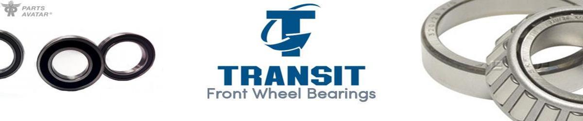 4.4 Transit Warehouse Wheel Bearings