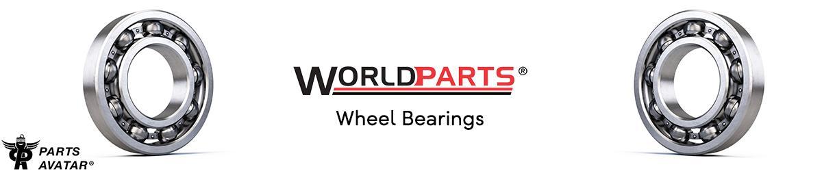 4.3 Worldparts Wheel Bearings