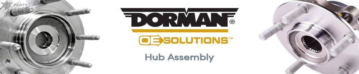 4.4 Dorman OE Solutions Hub Assembly