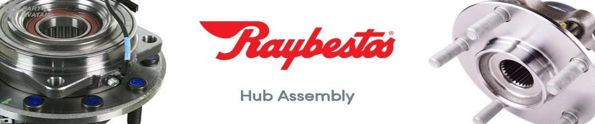 4.5 Raybestos Hub Assembly