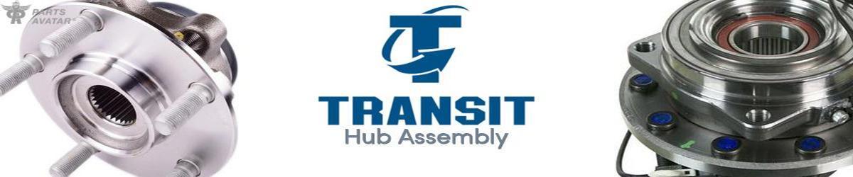 4.3 Transit Warehouse Hub Assembly