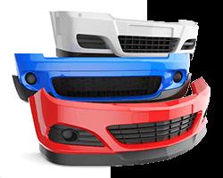 Front Bumper Components