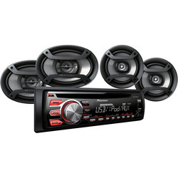 Stereo, Speakers And Audio