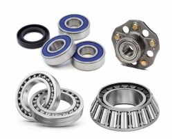 Wheel Bearing & Seals