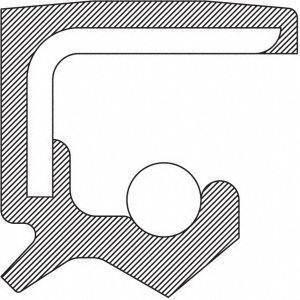 Automatic Transmission Manual Shaft Seal by NATIONAL OIL SEALS