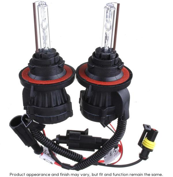Dual Beam Headlight (Pack of 2) by TRANSIT WAREHOUSE