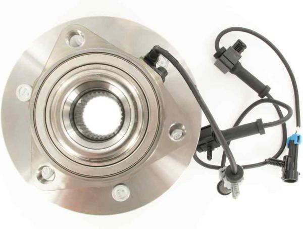Front Hub Assembly by SKF