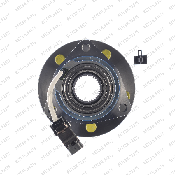 Front Hub Assembly by WORLDPARTS HUB ASSEMBLIES