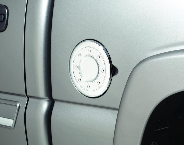 Fuel Door by AUTO VENTSHADE