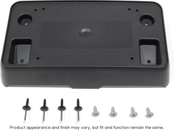 License Plate Bracket by Various Manufacturers