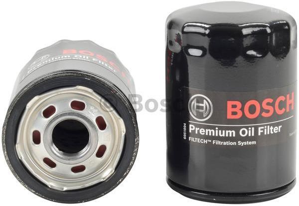 Oil Filter by BOSCH