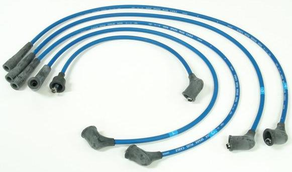 Original Equipment Replacement Ignition Wire Set by NGK CANADA
