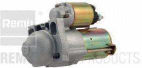 Remanufactured Starter by REMY