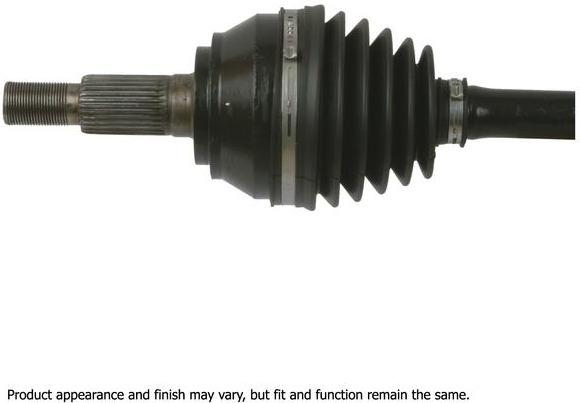 Right Remanufactured CV Complete Assembly by CARDONE INDUSTRIES