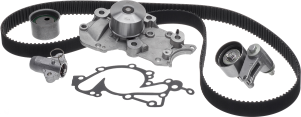 Timing Belt Kit With Water Pump by GATES