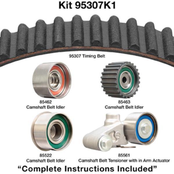 Dayco 95286K1 Timing Belt Kit