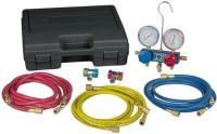 aluminum manifold and hoses 49134A