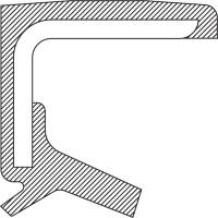 Automatic Transmission Manual Shaft Seal 710544