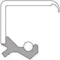 Automatic Transmission Manual Shaft Seal 8609