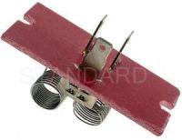 Blower Motor Resistor RU64