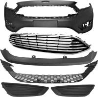 Bumper Grille Kit 46-0754