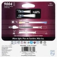 Dual Beam Headlight 9004VPB2