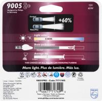 Dual Beam Headlight 9005VPB2