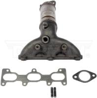 Exhaust Manifold And Converter Assembly 674-037