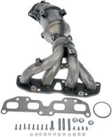Exhaust Manifold And Converter Assembly 674-143