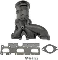 Exhaust Manifold And Converter Assembly 674-615