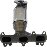 Exhaust Manifold And Converter Assembly 674-630