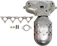 Exhaust Manifold And Converter Assembly 674-668