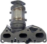 Exhaust Manifold And Converter Assembly 674-852