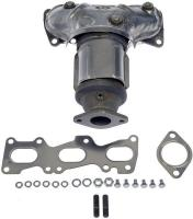 Exhaust Manifold And Converter Assembly 674-853