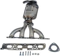Exhaust Manifold And Converter Assembly 674-890