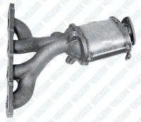 Exhaust Manifold And Converter Assembly 16469