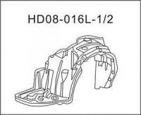 Fender Liner HO1249109