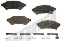 Front Ceramic Pads CXD1075