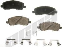 Front Ceramic Pads CXD866