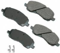 Front Ceramic Pads ACT866