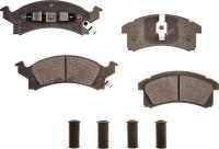 Front Ceramic Pads BCD506