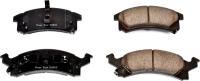 Front Ceramic Pads 16-673