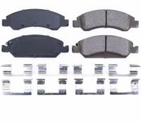 Front Ceramic Pads 17-1363
