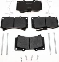 Front Ceramic Pads MGD1119CH